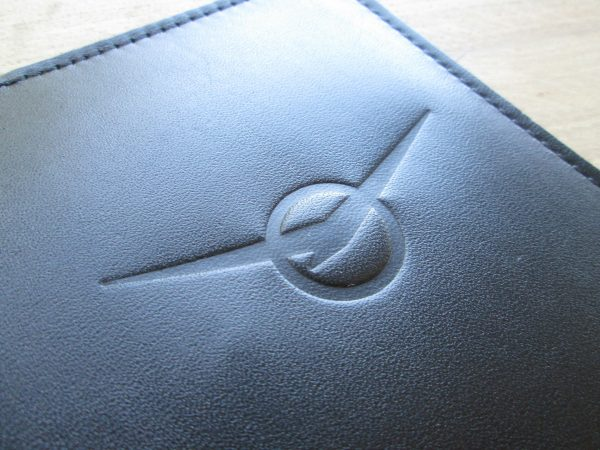 Обложка для прав с логотипом УАЗ