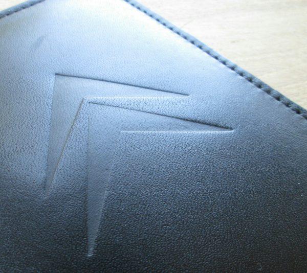 Обложка для прав с логотипом Citroën