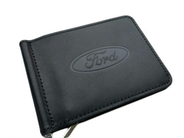 Зажим для денег с логотипом авто Ford