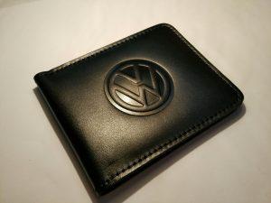 Визитница (Картхолдер) с логотипом авто  Volkswagen