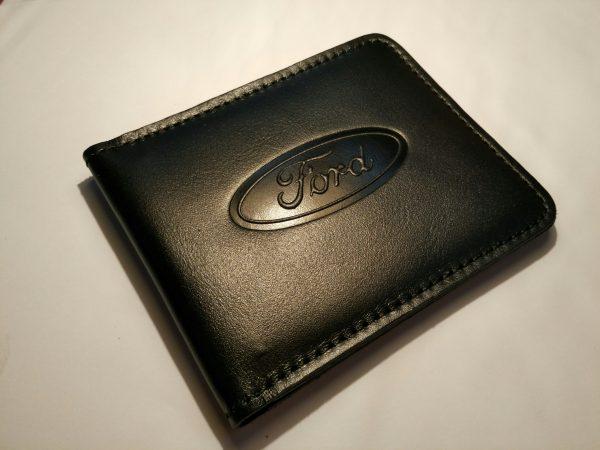 Визитница (Картхолдер) с логотипом авто Ford