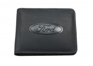 Кошелек кожаный Ford