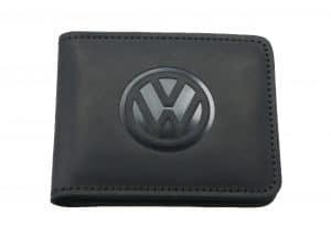 Кошелек кожаный Volkswagen