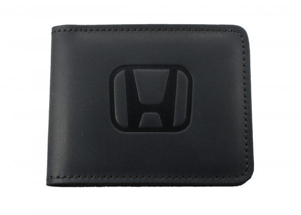 Кожаный кошелек Honda